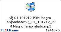 vij 01 101212 PRM Magro Tanjombato